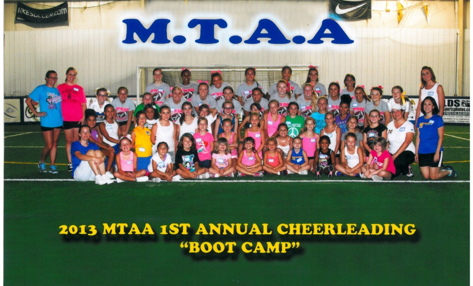 2013 MTAA Cheer Boot Camp