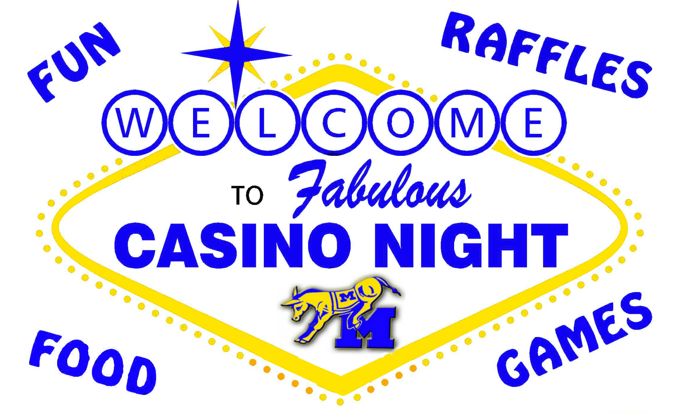<span>Purchase Casino Night Tickets Here!</span>